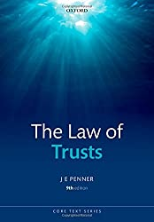 The Law of Trusts (Core Text)