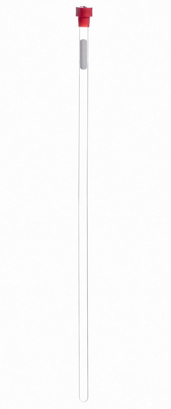 Wilmad WG-5MM-ECONOMY-8 Economy 5 mm NMR Sample Tube, High Throughput, 8' L (Pack of 5) 8 L (Pack of 5) Wilmad-LabGlass 1187J49PK