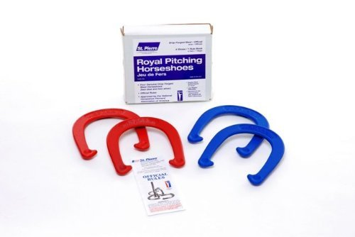 St Pierre Sports Royal Horseshoe Set, - Franklin Horseshoe Set Classic