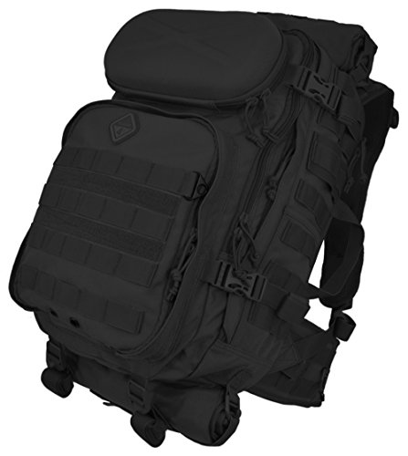 Pocket Cordura Knife Roll - HAZARD 4 Overwatch(R) Rifle Carry Roll-Pack - Black