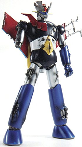 bandai collectors shop GX - 70d Mazinger Z D. C. Damage Ver. (Mario Games In The World Wide Web)
