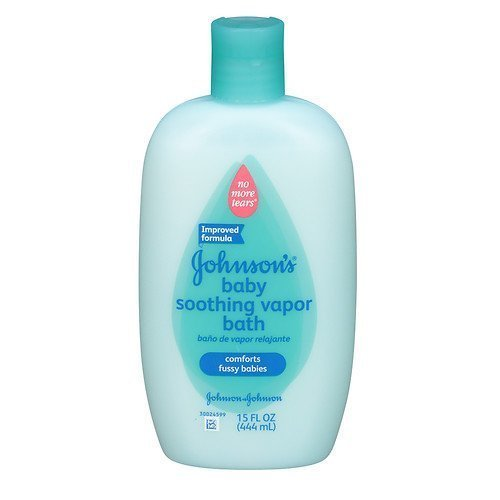 Johnson's Baby Soothing Vapor Bath 15 fl oz (444 ml) by Johnson's