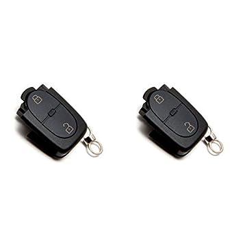 Klapp Schlüssel Gehäuse Fernbedienung für VW TIGUAN POLO BEETLE SHARAN CADDY