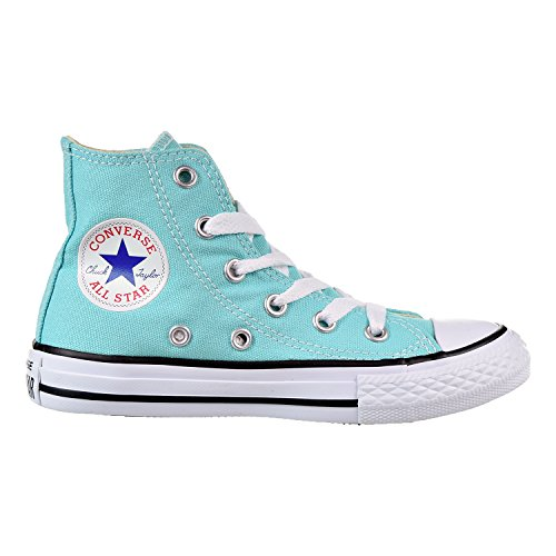 Sneakers Taylor Chuck Glitter Aqua All Star Top High Converse Light 6Bxgq