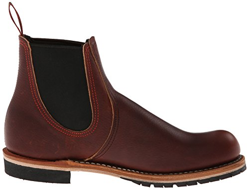 Red Wing Shoes - Chelsea Rancher, Stivali Uomo Marrone (Brown)