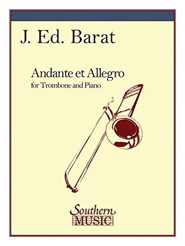 - Andante and Allegro: Trombone
