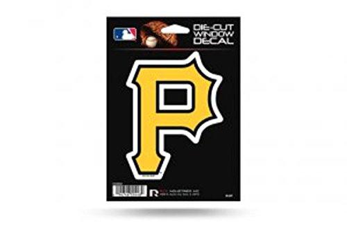 Die Pirate - MLB Pittsburgh Pirates Die-Cut Window Decal