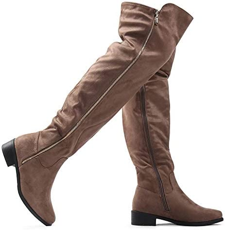 Over The Knee Riding Boots