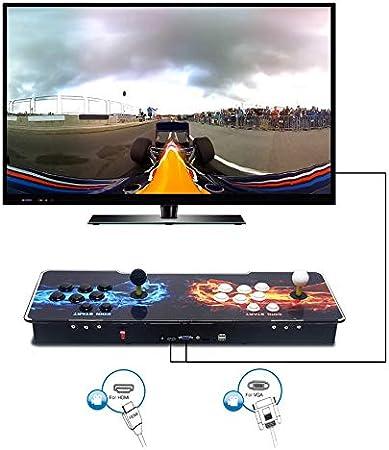 Peanutaoc 800 Juegos para el hogar, Juego de Consola multijugador ...