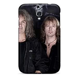 Anti-Scratch Hard Cell-phone Case For Samsung Galaxy S4 (qWH753CaqR) Allow Personal Design Fashion Grave Band Image
