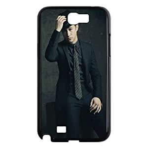 Samsung Galaxy N2 7100 Cell Phone Case Black Stylish Joseph Gordon Levitt D7R3JL