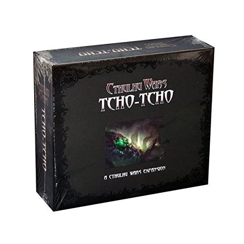 Cthulhu Wars Board Game: Tcho-Tchos Faction Expansion - English by Peterson Games