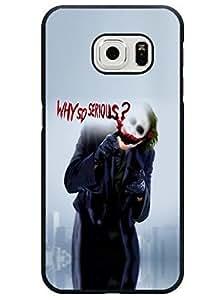 Lovely Joker Harley Quinn Samsung Galaxy S6 Edge Case