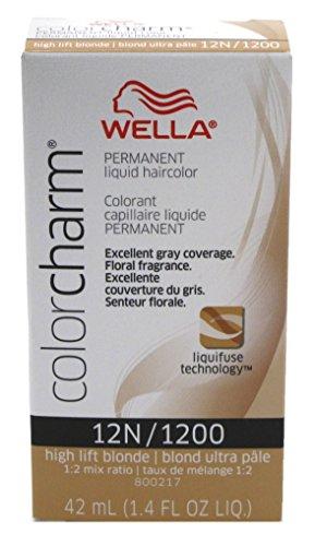 Wella Color Charm Liquid #1200/12N Blond Ultra Pale (41ml) (6 Pack)