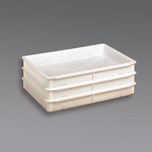 American Metalcraft DRB18230 Dough Box, White, 26-Inches by American Metalcraft