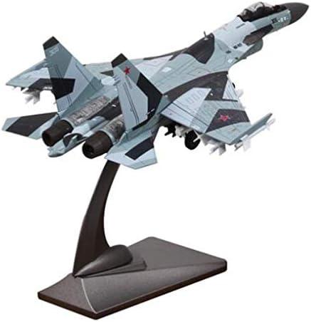 Terebo 1/72 完成品 Sukhoi Su-35 Flanker-E Russian Camouflage ダイキャスト 戦闘機