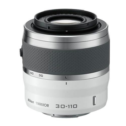 Nikon 1 NIKKOR 30-110mm f 3.8-5.6 VR (White)