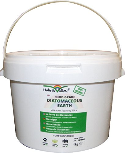 Diatomaceous Earth (Food Grade) 1kg tub