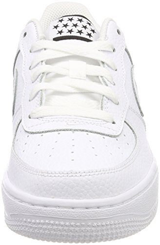 1 obsidian Air white Da Force Basket 103 Bambino Scarpe white Nike Bianco gs qZn6PqE