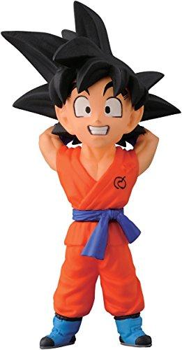 Banpresto Dragon Ball Z 2.8-Inch Goku Movie World Collectable Figure, Volume 3