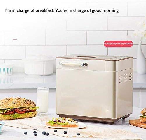Brood machine Digital broodbakmachine, automatische Deeg Kneden Machine, Huis DIY Brood Machine Multi-Function Intelligent Brood Roaster Digital broodmachine