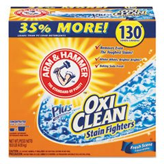 (3 Pack Value Bundle) CDC3320006510 Power of OxiClean Powder Detergent, Fresh, 9.92lb Box