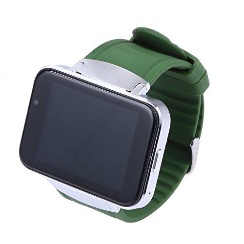LiChiLan Smart Watch, DM98 Smart Watch MTK6572 Dual Core 2 2 inch SIM Card  WiFi Camera