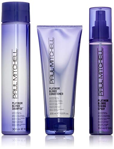 Paul Mitchell Blonde Collection Kit, Platinum