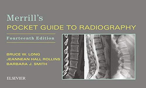 Merrill's Pocket Guide to Radiography ()