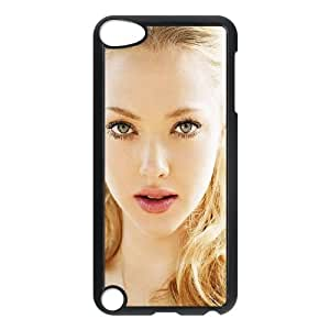 iPod Touch 5 Case Black ha78 amanda seyfried lights face film Ewvxj