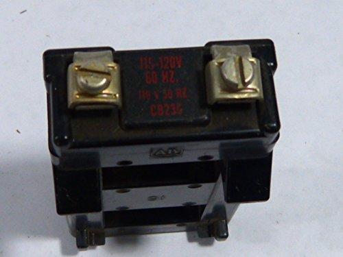 Allen Bradley Starter Contactor Coil 110/120VAC CB236