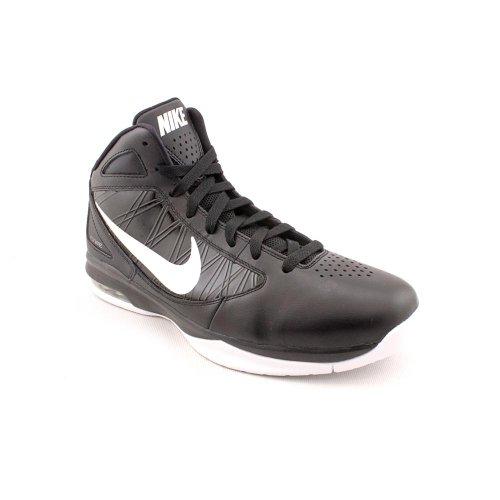 Nike Mens Air Max Destiny TB Basketball Shoe BLACK/METALLIC SILVER/WHITE