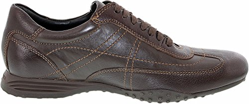 Cole Haan Mens Lunargrand Plain-teen Oxford Chestnut