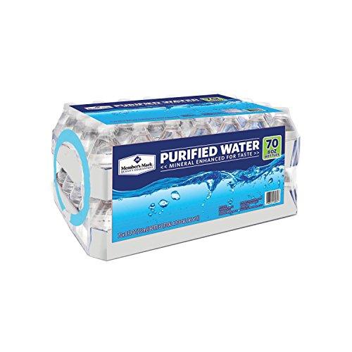 8 oz purified water - 4