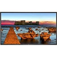 NEC X551UHD-AVT2 X 551UHD, 55 inch (3840 X 2160) UHD AT 60HZ, LED EDGE-LIT SPVA LCD, 500 CD/M2 PANEL BRIGHTNESS with ATSC TUNER (SB-11TM), MULTIPLE DIGITAL INPUTS with MULTI PICTURE MODE, SPECTRA