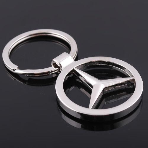 Mercedes-Benz Car Keychain Car Logo Key Ring China Factory M0002