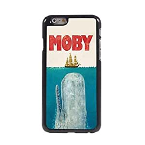 LCJ Whale Design Aluminium Hard Case for iPhone 6 Plus