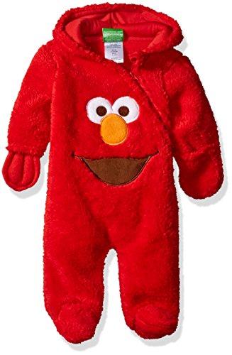 Sesame Street Sleeve Costume Sherpa