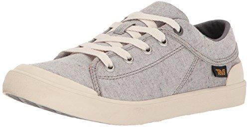 really cheap online free shipping for sale Teva Womens Women's W Freewheel Slubby Canvas Sneaker Dark Grey/Multi quality original really low price for sale INHFBB9H