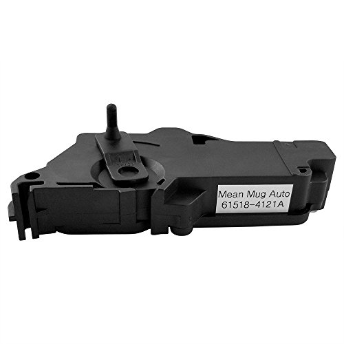 Price comparison product image Mean Mug Auto 61518-4121A Driver's Side Door Lock Actuator Motor - For: Ford,  Mazda - Replaces OEM : 746-148