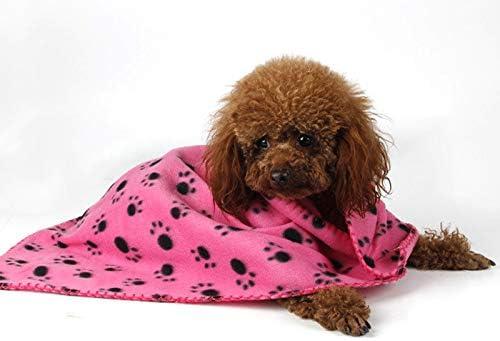 60 x 70cm Z-Chen Pack de 5 Mantas para Perros Gatos y Mascotas