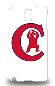 Galaxy Design High Quality MLB Chicago Cubs Logo Cover 3D PC Case With Excellent Style For Galaxy Note 3 ( Custom Picture iPhone 6, iPhone 6 PLUS, iPhone 5, iPhone 5S, iPhone 5C, iPhone 4, iPhone 4S,Galaxy S6,Galaxy S5,Galaxy S4,Galaxy S3,Note 3,iPad Mini-Mini 2,iPad Air )