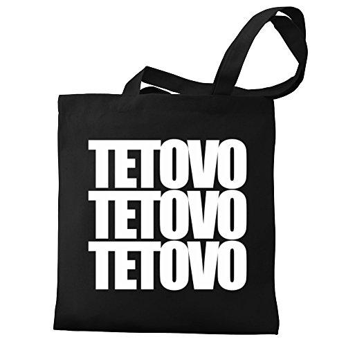 Eddany Tetovo three words Bereich für Taschen