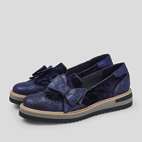 Blue Shoe 4 Womens Joanne Ruby Shoo q0zZw01