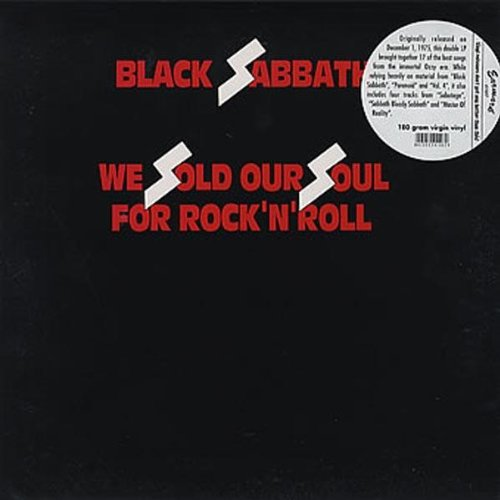 We Sold Our Soul for Rock'n'ro [12 inch Analog]                                                                                                                                                                                                                                                    <span class=