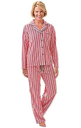 Pajamagram Womens Christmas Pajamas Soft Womens Fleece
