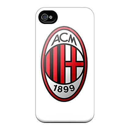 Amazon.com: Defender Case With Nice Appearance (ac Milan ...