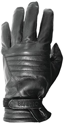 Olympia Sports Men's Gel Gloves (Black, XXX-Large) (Gel Olympia)