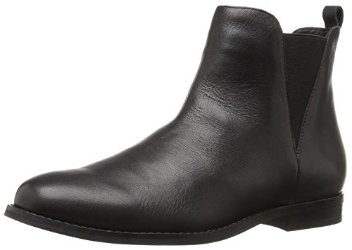 206 Collective Women's Ballard Chelsea Ankle Boot, Black, 9.5 B US