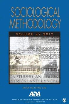 Sociological Methodology (Volume 42, 2012)